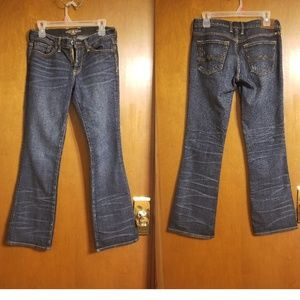 Lucky Brand Sweet N Low 2/26 Bootcut Jeans